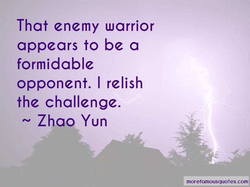 Zhao Yun Quotes Pictures 3
