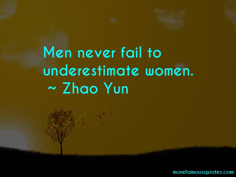 Zhao Yun Quotes Pictures 4