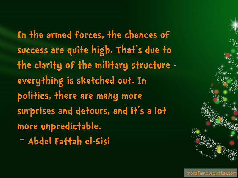 Abdel Fattah El-Sisi Quotes Pictures 2
