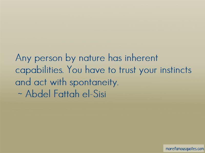 Abdel Fattah El-Sisi Quotes Pictures 3