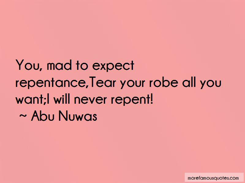 Abu Nuwas Quotes