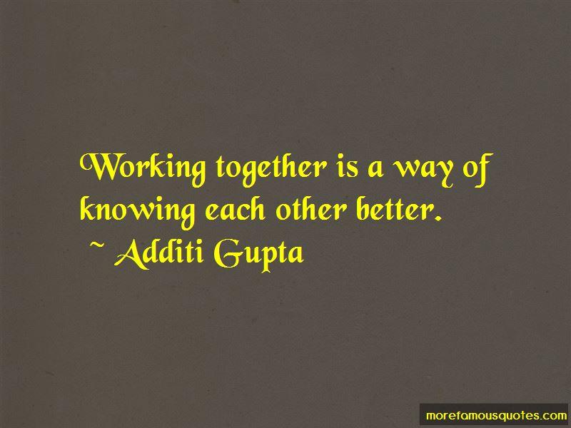 Additi Gupta Quotes Pictures 2