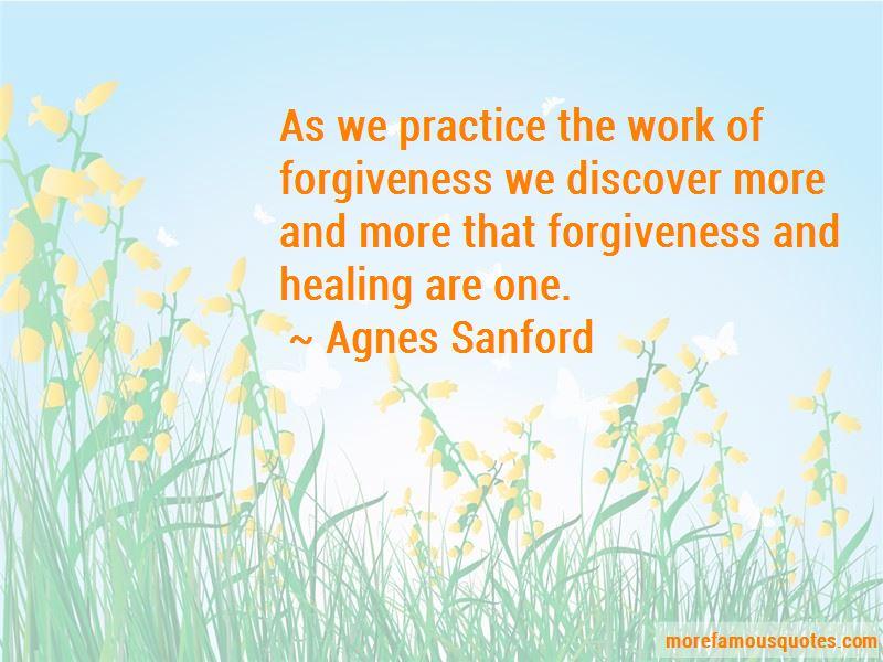 Agnes Sanford Quotes