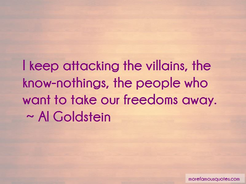 Al Goldstein Quotes Pictures 3