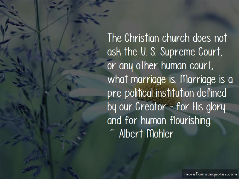 Albert Mohler Quotes Pictures 2