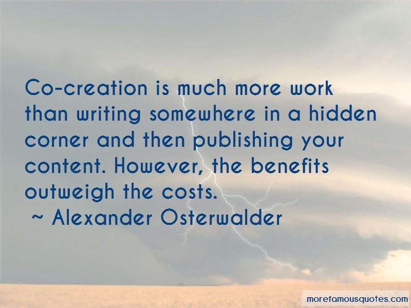 Alexander Osterwalder Quotes Pictures 3