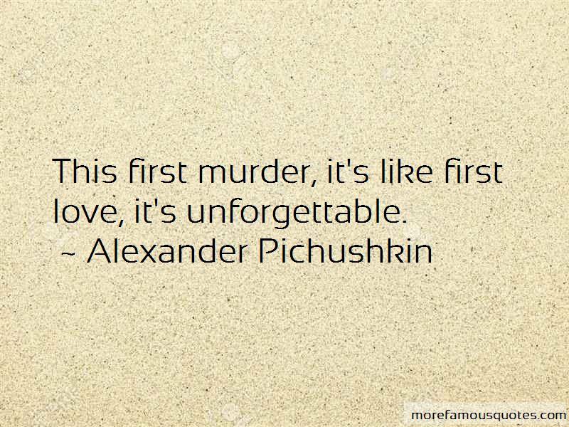 Alexander Pichushkin Quotes
