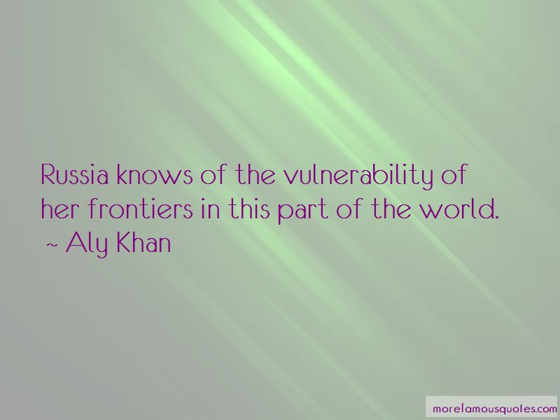 Aly Khan Quotes Pictures 2
