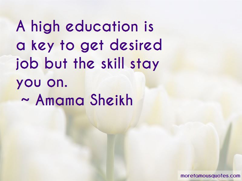 Amama Sheikh Quotes