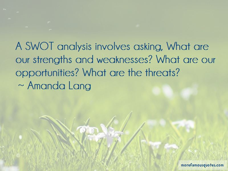 Amanda Lang Quotes Pictures 2