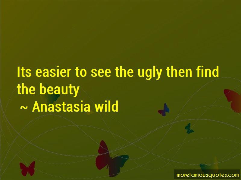Anastasia Wild Quotes Pictures 2