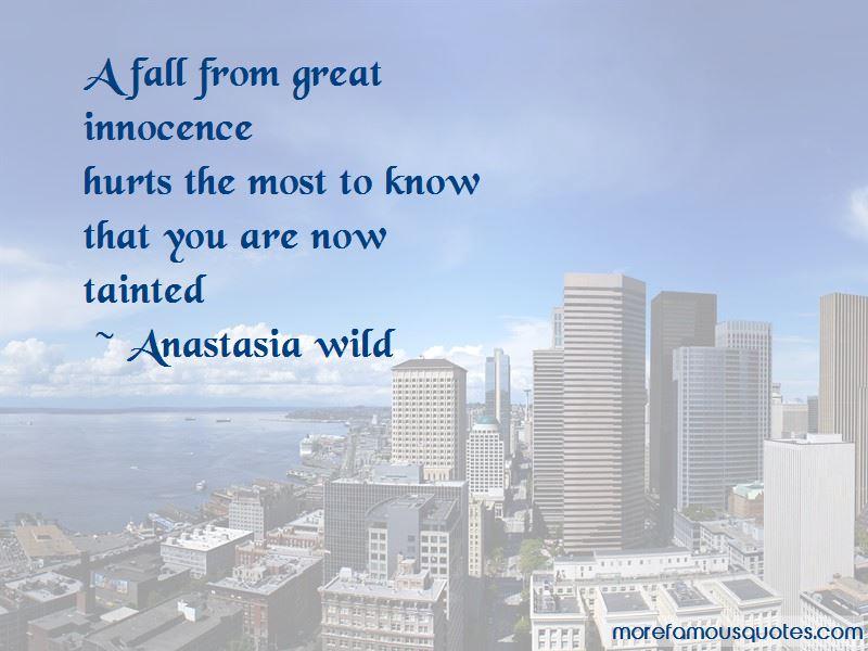 Anastasia Wild Quotes Pictures 3