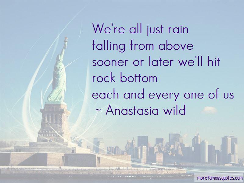 Anastasia Wild Quotes