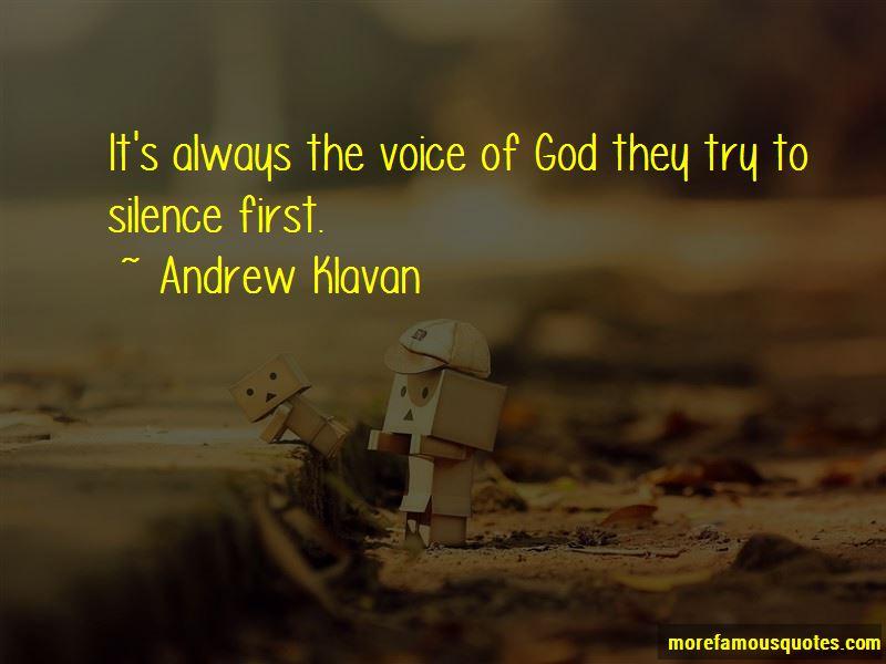 Andrew Klavan Quotes Pictures 2