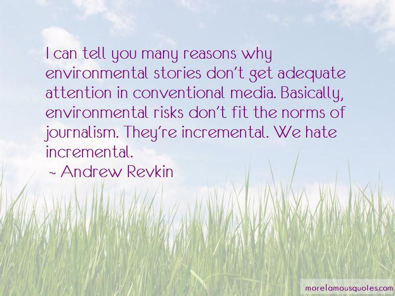 Andrew Revkin Quotes Pictures 2