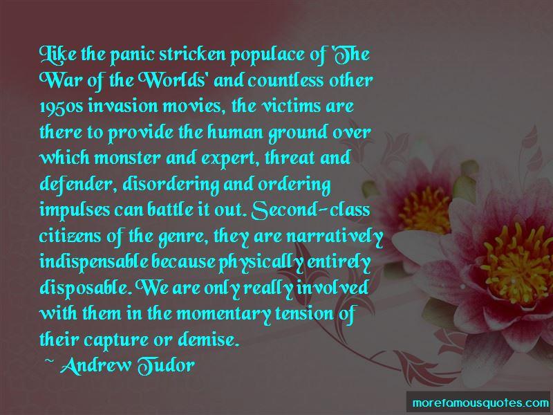 Andrew Tudor Quotes Pictures 2