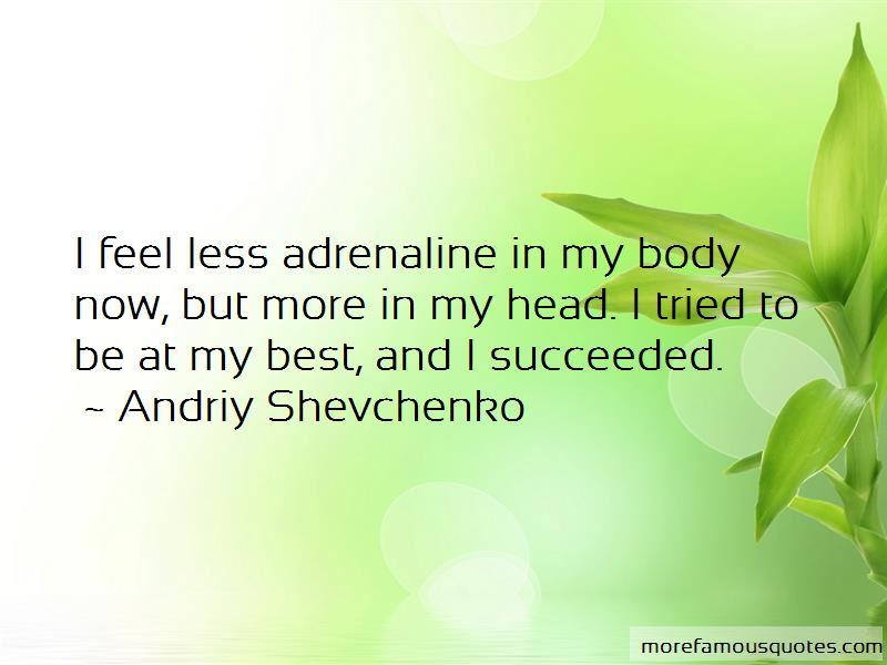 Andriy Shevchenko Quotes Pictures 2