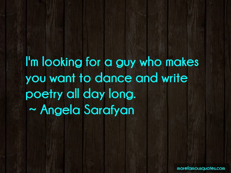 Angela Sarafyan Quotes Pictures 2