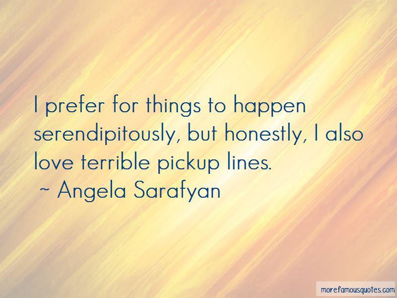 Angela Sarafyan Quotes Pictures 3