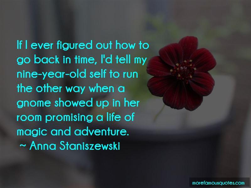 Anna Staniszewski Quotes Pictures 3