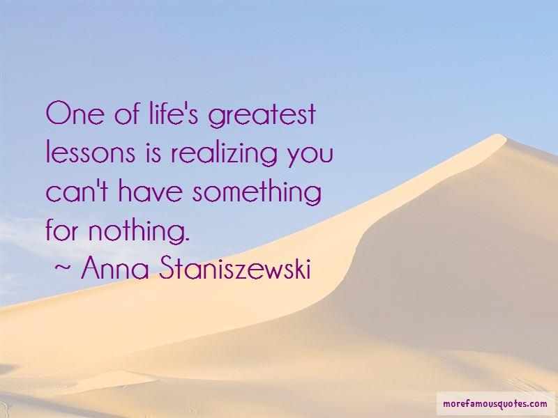 Anna Staniszewski Quotes