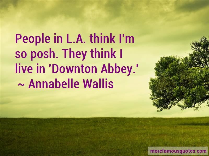 Annabelle Wallis Quotes Pictures 4