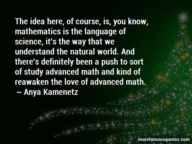 Anya Kamenetz Quotes Pictures 3