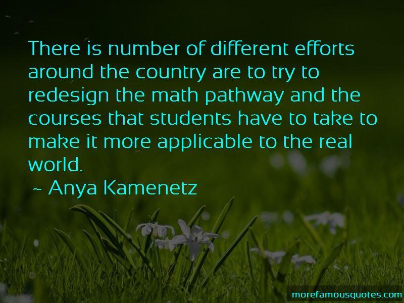 Anya Kamenetz Quotes