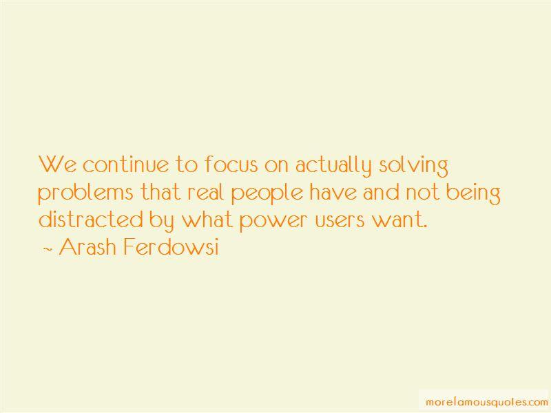 Arash Ferdowsi Quotes Pictures 3