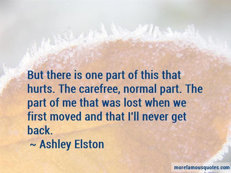 Ashley Elston Quotes Pictures 3