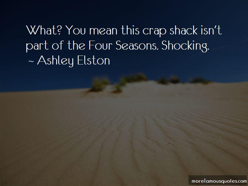 Ashley Elston Quotes Pictures 4