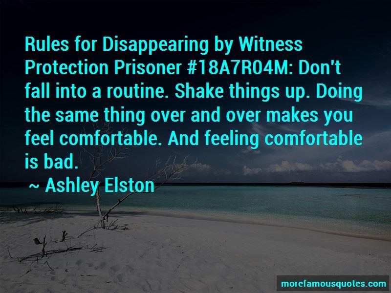 Ashley Elston Quotes