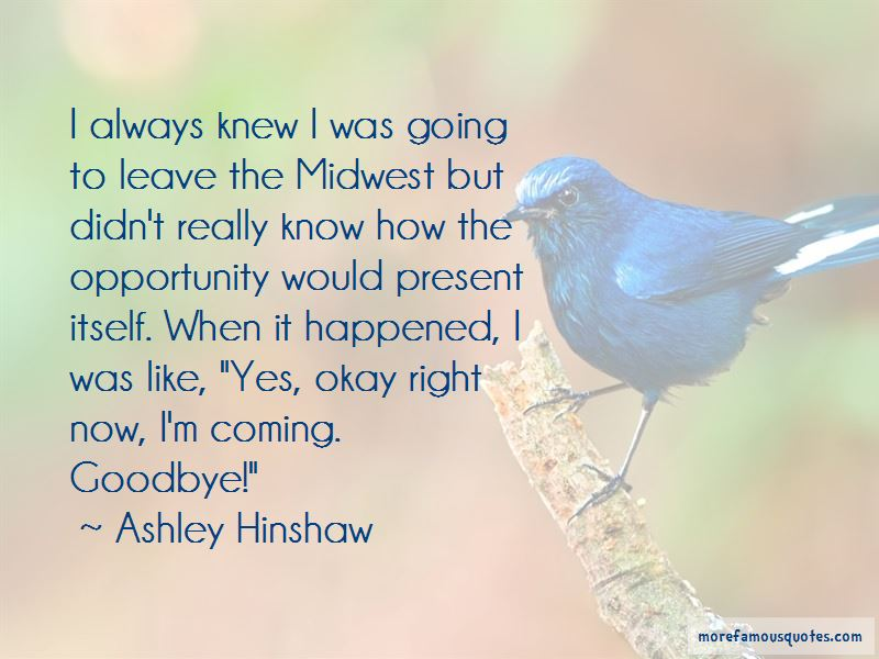 Ashley Hinshaw Quotes Pictures 3