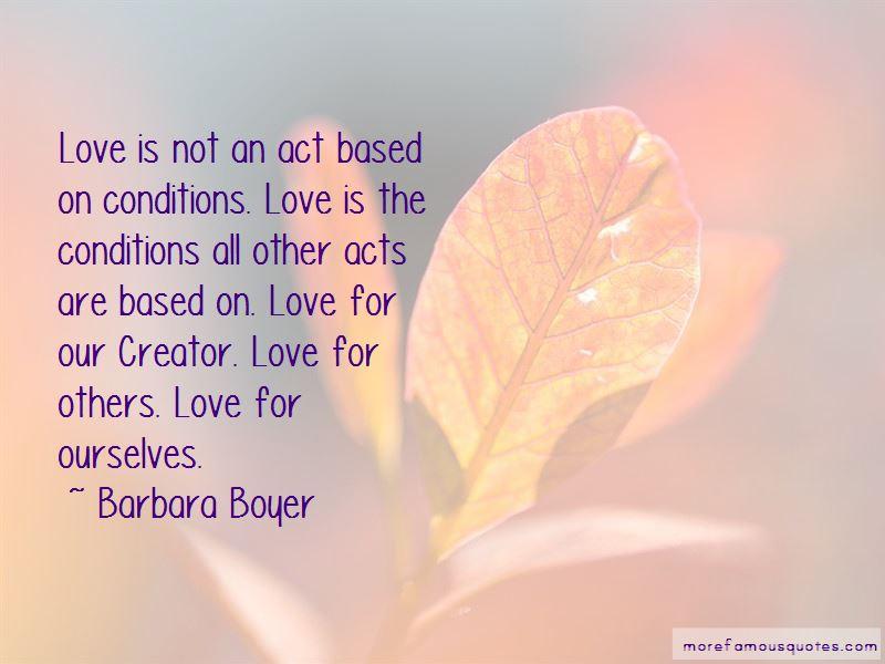 Barbara Boyer Quotes