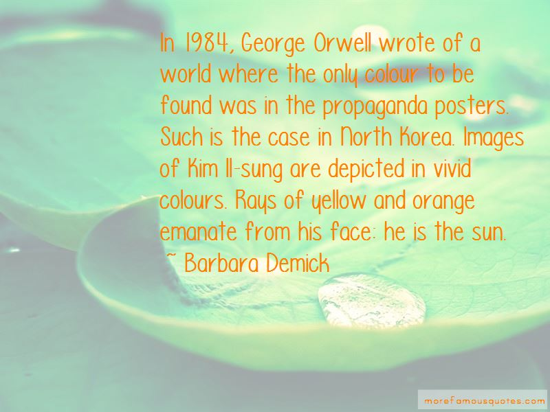 Barbara Demick Quotes Pictures 4
