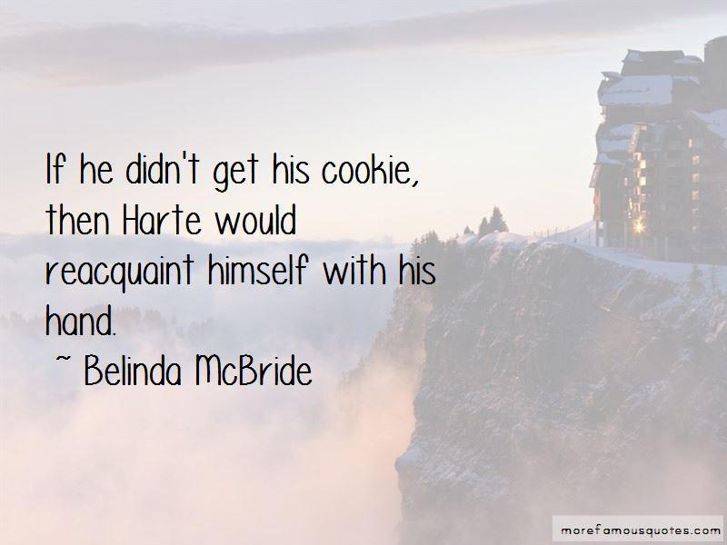 Belinda McBride Quotes Pictures 4