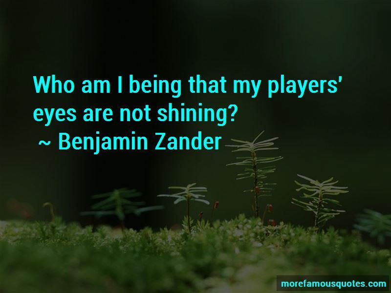 Benjamin Zander Quotes Pictures 2