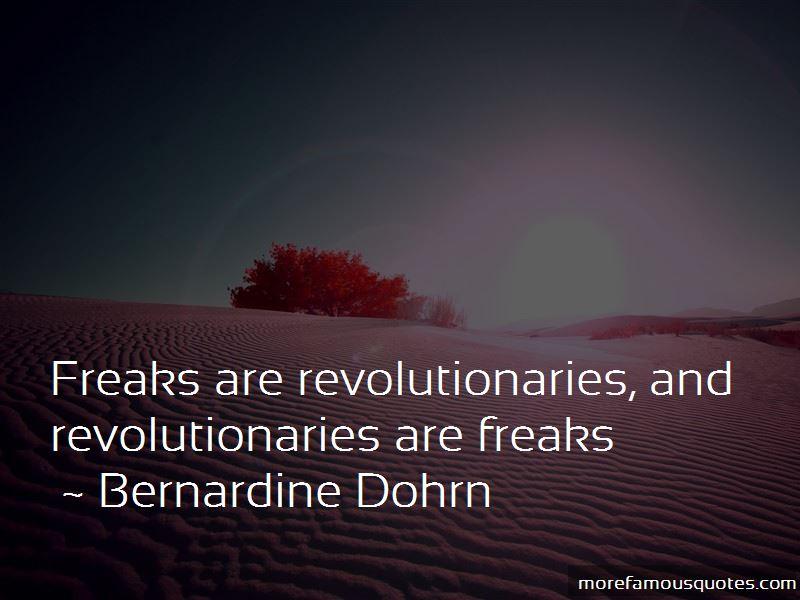 Bernardine Dohrn Quotes Pictures 3