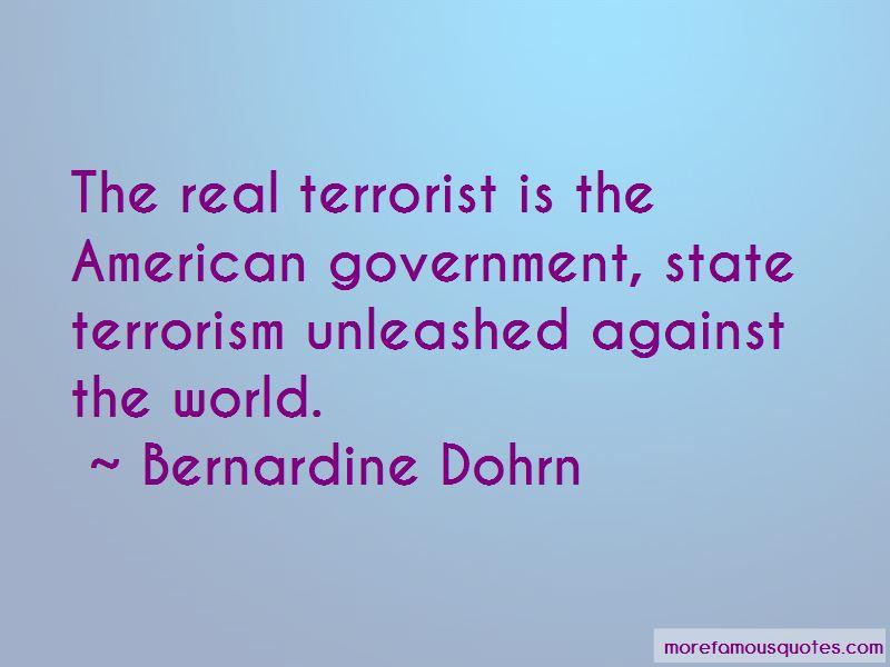 Bernardine Dohrn Quotes Pictures 4