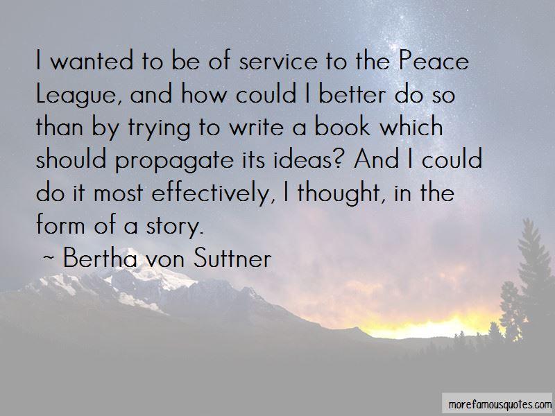 Bertha Von Suttner Quotes Pictures 2