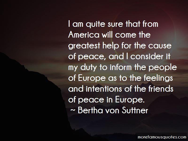Bertha Von Suttner Quotes Pictures 3
