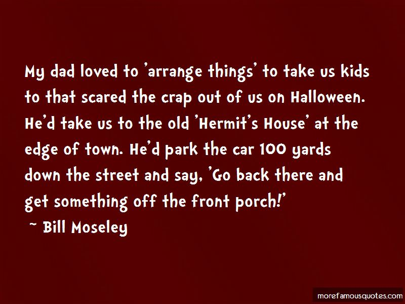 Bill Moseley Quotes