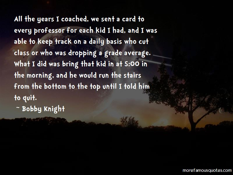 Bobby Knight Quotes Pictures 3