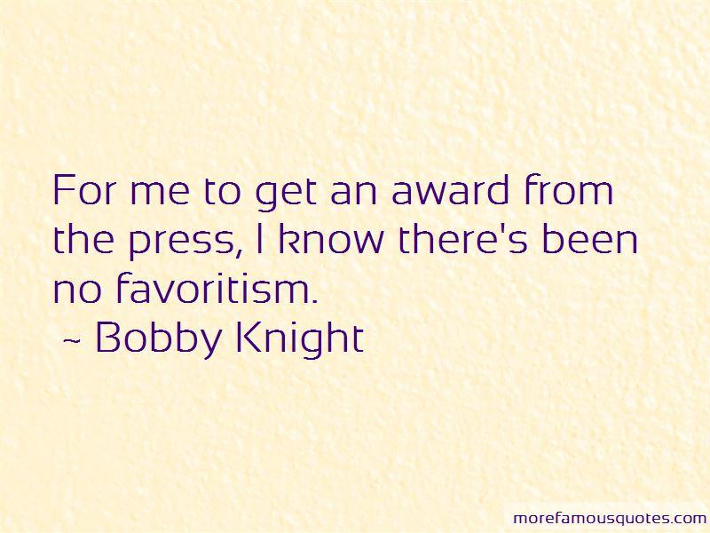 Bobby Knight Quotes
