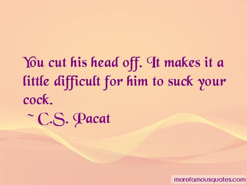 C.S. Pacat Quotes Pictures 3
