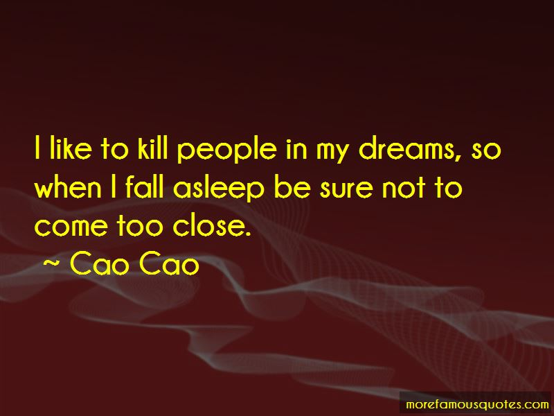 Cao Cao Quotes Pictures 3