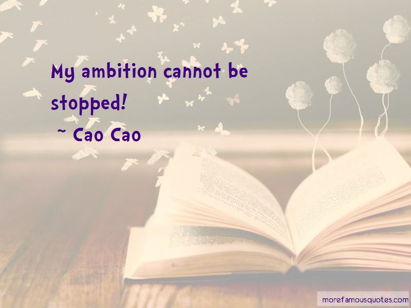 Cao Cao Quotes Pictures 4