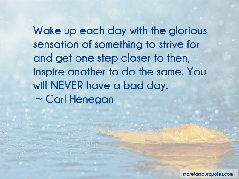 Carl Henegan Quotes Pictures 3