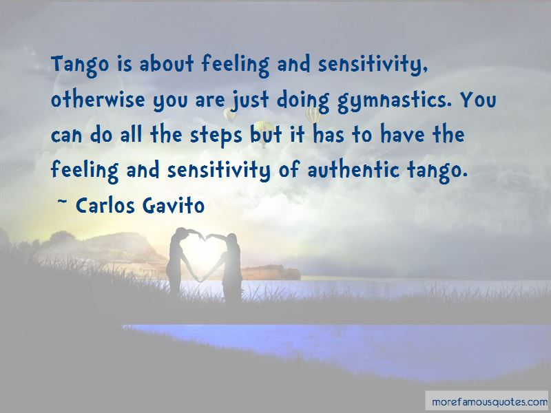 Carlos Gavito Quotes Pictures 2