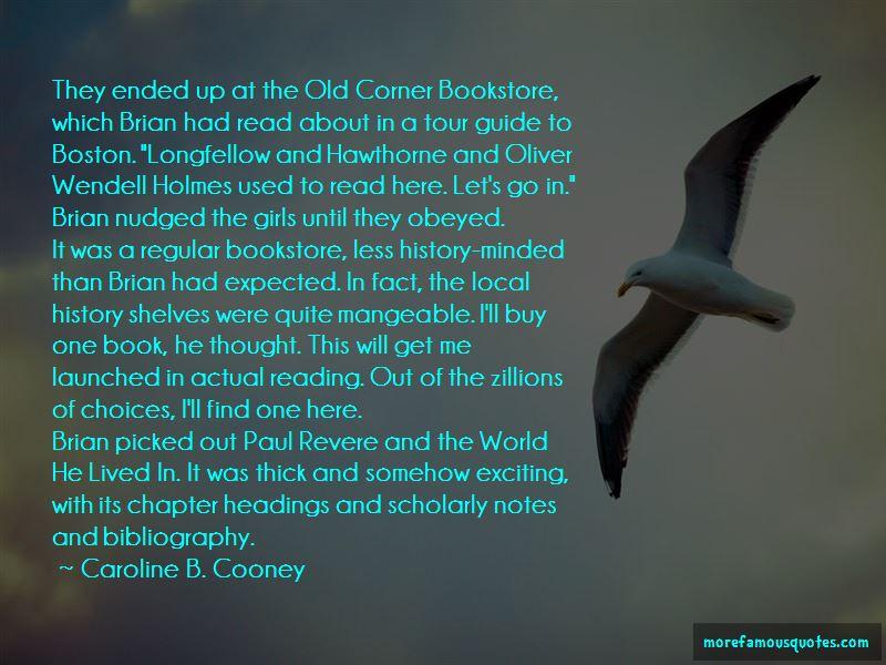 Caroline B. Cooney Quotes Pictures 4